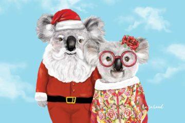 xmas-australia-koala